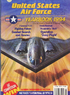 Image not found :United States Air Force Yearbook 1994