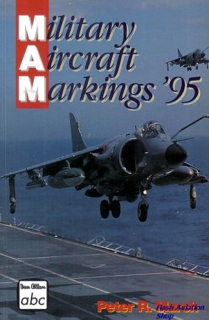 Image not found :Military Aircraft Markings 1995 (ABC)