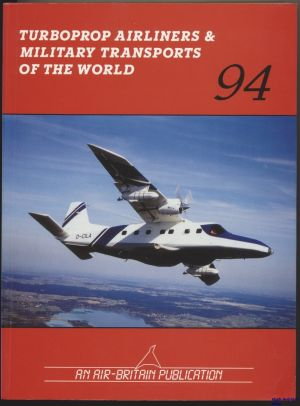 Image not found :Turboprop Airliners & Military Transports of the World 1994