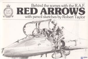 Image not found :Behind the Scenes with the RAF Red Arrows