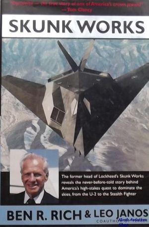 Image not found :Skunk Works, a Personal memoir of my Years at Lockheed (Little Bro