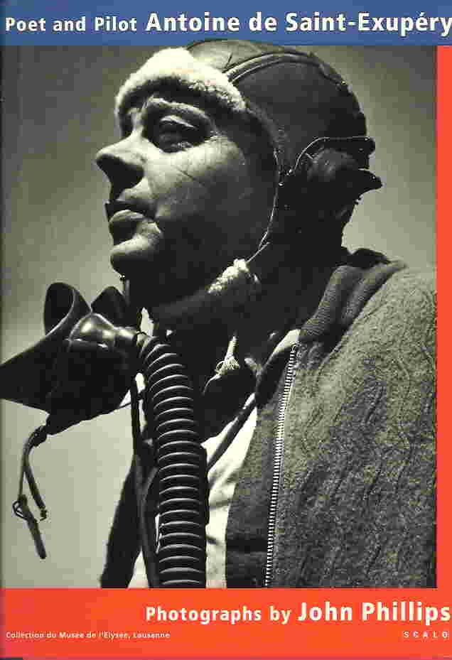 Image not found :Poet and Pilot Antoine de Saint-Exupery