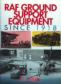 Image not found :RAF Ground Support Equipment since 1918