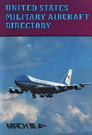 Image not found :United States Military Aircraft Directory 1995 edition
