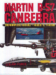 Image not found :Martin B-57 Canberra; the Complete Record