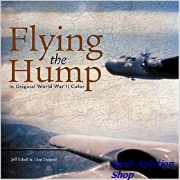 Image not found :Flying the Hump; in World War II Color