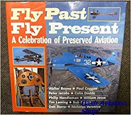 Image not found :Fly Past, Fly Present; a Celebration of Preserved Aviation