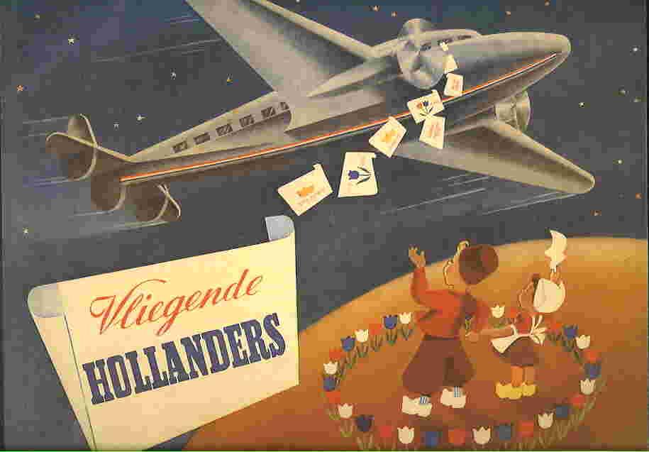 Image not found :Vliegende Hollanders (de Bruin, Complete)