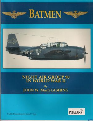 Image not found :Batmen, Nigth Air Group 90 in WWII