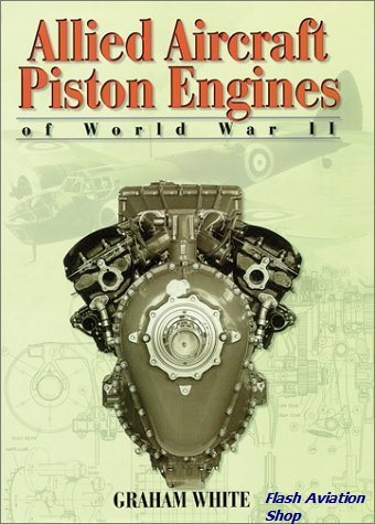 Image not found :Allied Aircraft Piston Engines of World War II