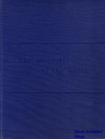 Image not found :Aircraft of the World, the (MacDonald, no dustjacket)