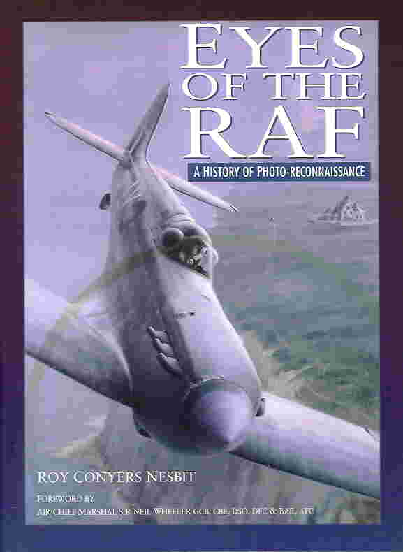 Image not found :Eyes of the RAF, a History of Photo-Reconnaissance