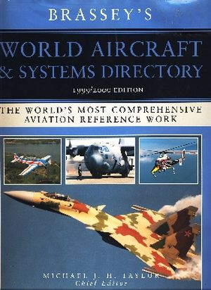 Image not found :Brassey's World Aircraft & Systems Directory 1996-97
