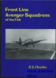 Image not found :Front Line Avenger Squadrons of the FAA