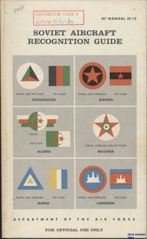 Image not found :Soviet Aircraft Recognition Guide