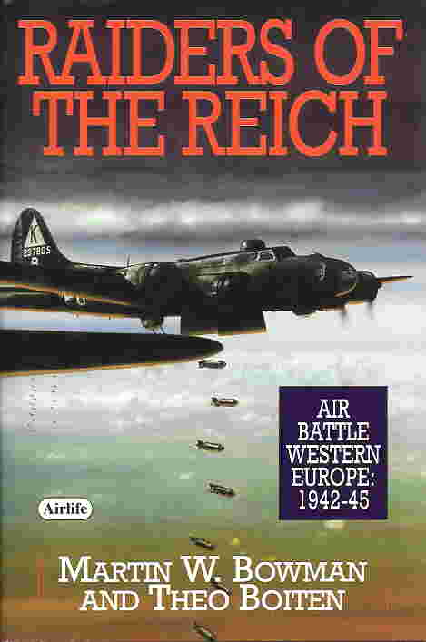 Image not found :Raiders of the Reich, Air Battle Western Europe 1942-45