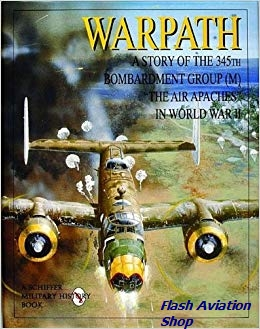 Image not found :Warpath, a Story of the 345th Bombardement Group (M) in WWII