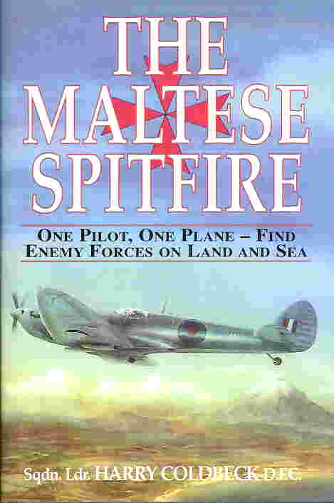 Image not found :Maltese Spitfire, the