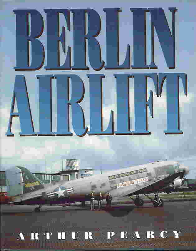 Image not found :Berlin Airlift (Pearcy)