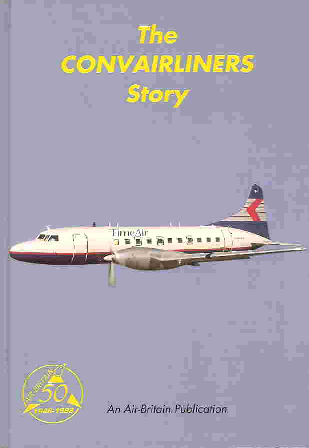 Image not found :Convairliners Story, the