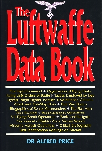 Image not found :Luftwaffe Data Book, the