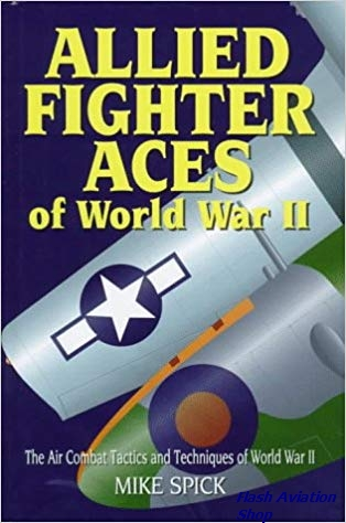 Image not found :Allied Fighter Aces of World War II, Combat Tactics and Techniques