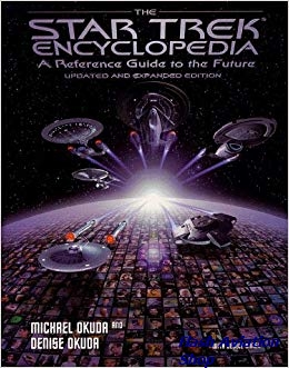Image not found :Star Trek Encyclopedia, A Reference Guide to the Future (Upda)