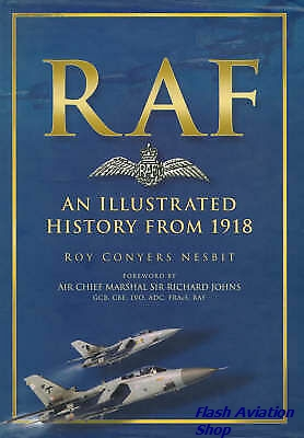 Image not found :RAF, an Illustrated History from 1918 (Sutton/RAF Museum)