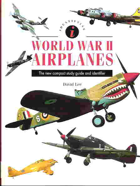 Image not found :Identifying World War II Airplanes: the New compact Study Gd