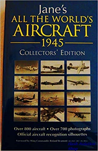 Image not found :Jane's all the World's Aircraft 1945 (Collector's Edition, 1996)