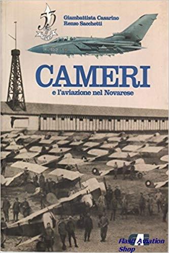 Image not found :Cameri e l'Aviazione nel Novarese