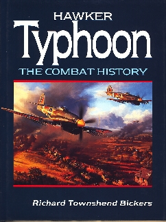 Image not found :Hawker Typhoon, the Combat History