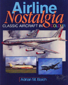 Image not found :Airline Nostalgia, Classic Aircraft in Colour