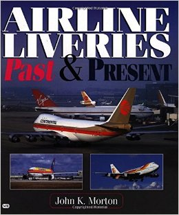 Image not found :Airline Liveries Past and Present (Airlife)