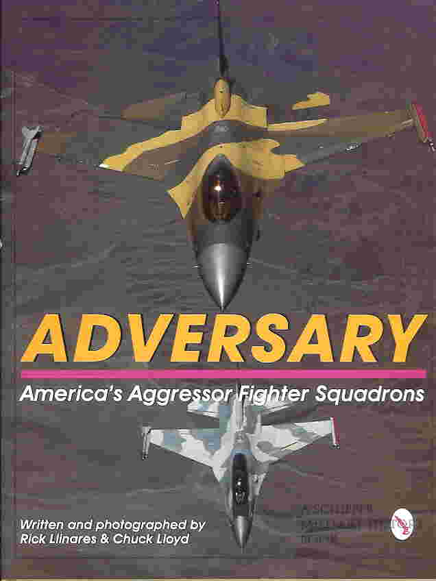 Image not found :Adversary, America's Aggressor Fighter Squadrons
