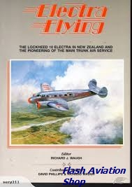 Image not found :Electra Flying, the Lockheed 10 Electra in New Zealand