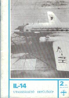 Image not found :IL-14, Utasszallito Repulogep