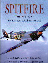 Image not found :Spitfire, the History (New edition)