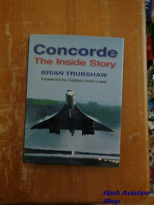 Image not found :Concorde, the Inside Story