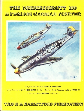Image not found :Messerschmitt 109, a Famous German Fighter (enlarged & revised)
