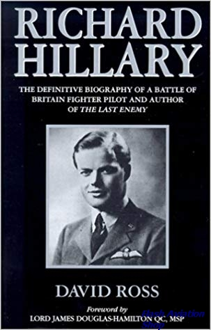 Image not found :Richard Hillary, the Definitive Biography (2000)