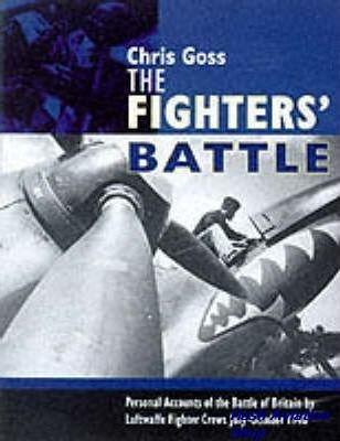 Image not found :Luftwaffe Fighters' Battle of Britain (hbk)