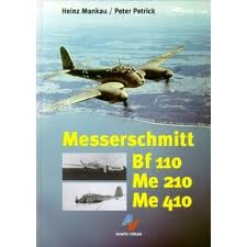 Image not found :Messerschmitt Bf.110, Me.210, Me.410