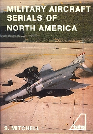 Image not found :Military Aircraft Serials of North America (1987)