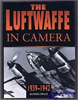 Image not found :Luftwaffe in Camera 1939 - 1942 (Sutton)
