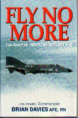 Image not found :Fly no More, Navy Test Pilot - Mach 2.1 + 75.000 ft