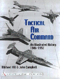 Image not found :Tactical Air Command, an Illustrated History 1946-1992