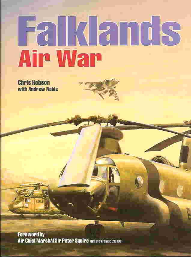 Image not found :Falklands Air War