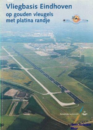 Image not found :Vliegbasis Eindhoven op Gouden Vleugels met een Platina Randje