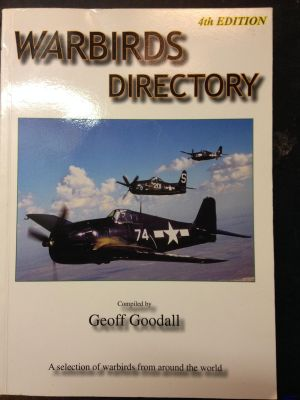 Image not found :Warbirds Directory (4th edition)